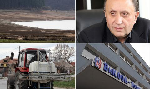 """Кой източи водата на язовир """"Студена"""" и вкара Перник във воден режим?"""