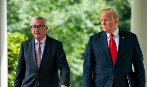 Юнкер предупреди САЩ: Войната ще свърши лошо!
