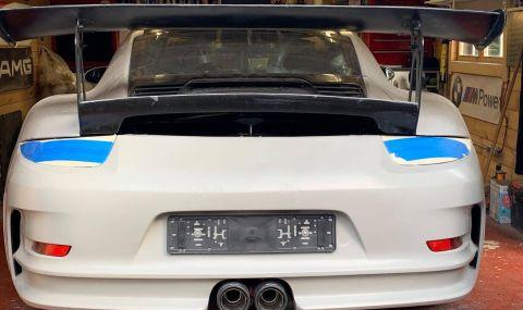 Направи си сам: Porsche 911 GT3 RS от