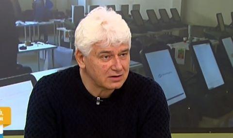 Проф. Киров за видеонаблюдението на изборите: Ако не е в закона, не може да се осъществи