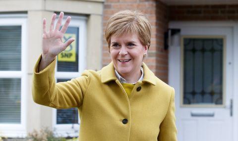 Водят Шотландия към независимост