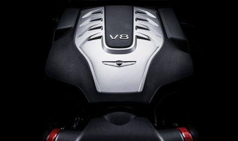 И корейците зарязват V8 двигателите