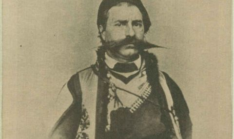 22 март 1918 г. Умира Панайот Хитов