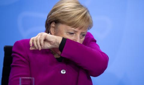 Меркел: Икономиката ни няма да издържи, ако...