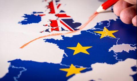 Великобритания затяга контрола след Брекзит