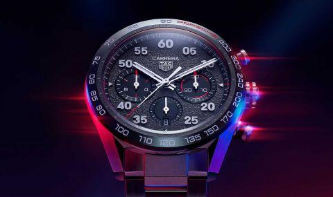 $6 000 долара за часовник Porsche