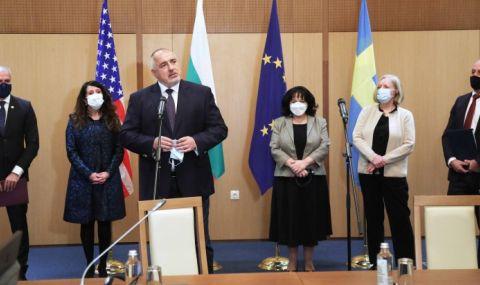 Борисов: Направихме още една стъпка за диверсификация