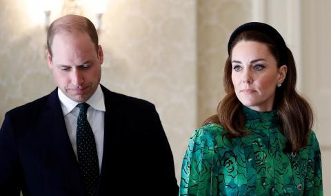 Кейт Мидълтън шокира с това, което направи с наследството от принцеса Даяна