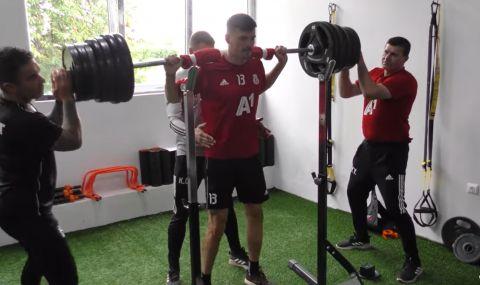 Първо във ФАКТИ: Вижте бруталните тренировки, довели до контузии в ЦСКА (ВИДЕО) - 1