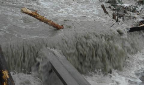 МОСВ с предупреждение за обилни валежи в сряда