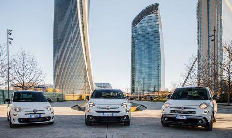 Fiat обедини сили с Google - 2