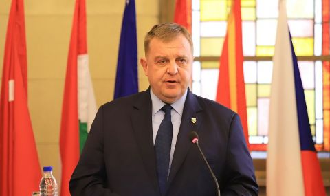 Каракачанов коментира скандала с шпиониралите в полза на Русия