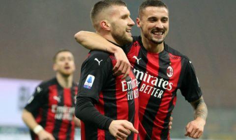 Сериозни проблеми в Милан преди дербито с Ювентус