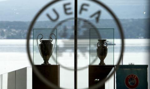 УЕФА планира да довърши Шампионска лига и Лига Европа в един град