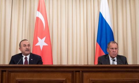 Разговор между Русия и Турция