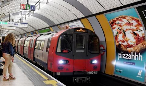 Обгазиха лондонското метро