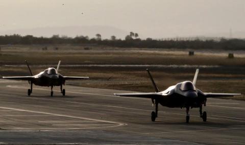САЩ и Турция обсъдиха ситуацията около С-400 и F-35