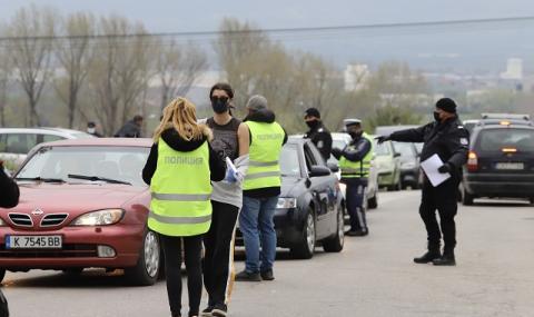 Връщат автомобилите, които нямат документ за влизане в София
