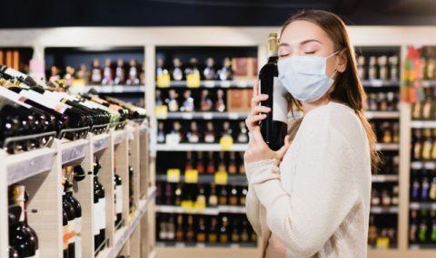 Как влияе алкохолът на коронавируса - 1