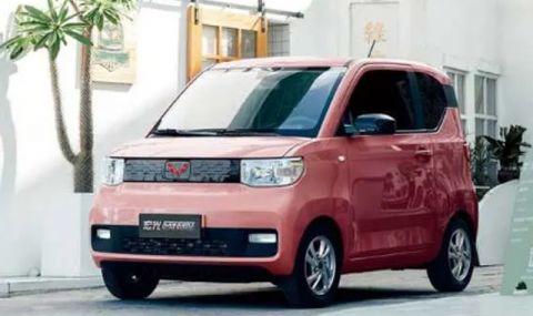 За най-продаваната електрическа кола - 1
