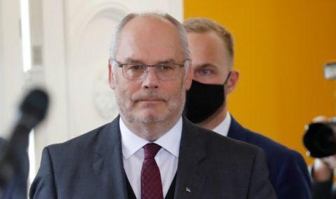 Алар Карис е новият президент на Естония - 1