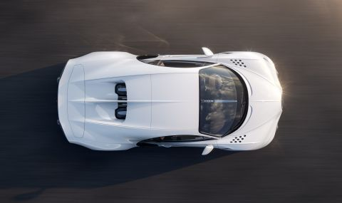 "Bugatti представи нова версия на Chiron за ""само"" 3.9 милиона долара - 2"