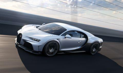 "Bugatti представи нова версия на Chiron за ""само"" 3.9 милиона долара - 1"