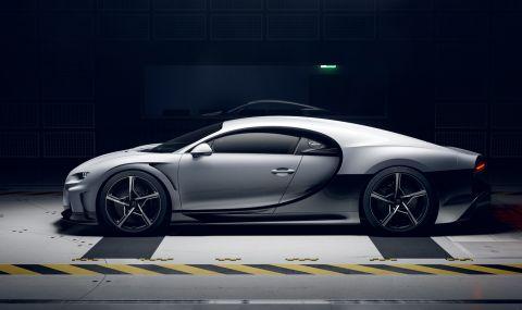 "Bugatti представи нова версия на Chiron за ""само"" 3.9 милиона долара - 3"