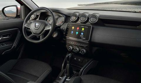 Dacia Duster получи фейслифт и автоматична трансмисия с двоен съединител - 6