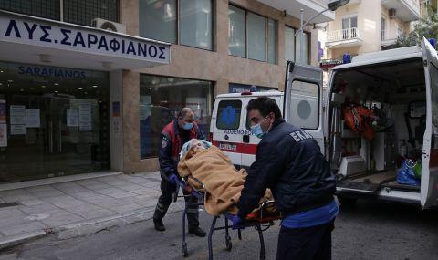 Гърция с нов антирекорд на починали от COVID-19