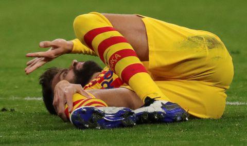 Барселона трепери за Пике и Серхи Роберто