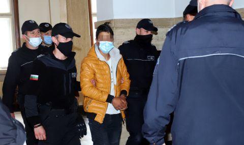 Постоянен арест за убиеца на 7-годишното момиченце от Ковачевци