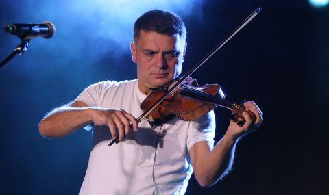 Концерт пред Тодор Живков измъкнал Васко Василев от ареста