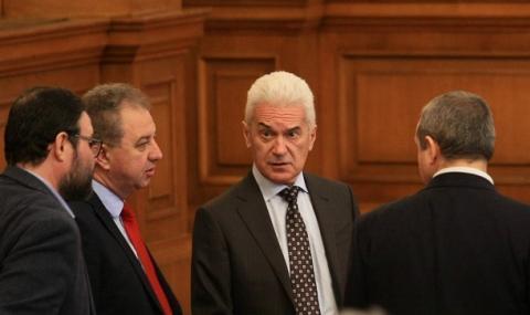 Скандал на коалиционния съвет на Патриотите