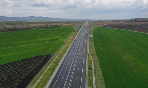АПИ с нов апел към шофьорите за магистралите