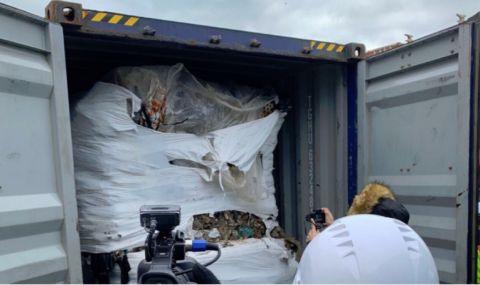Над 50 тона вносни отпадъци престояват във Враца вече близо две години - 1