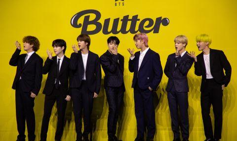 BTS свалиха Джъстин Бийбър от върха на Billboard - 1
