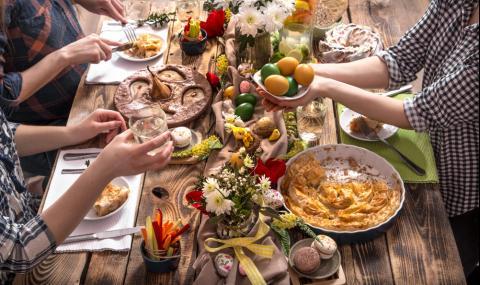 Как да свалим излишните килограми след Великден