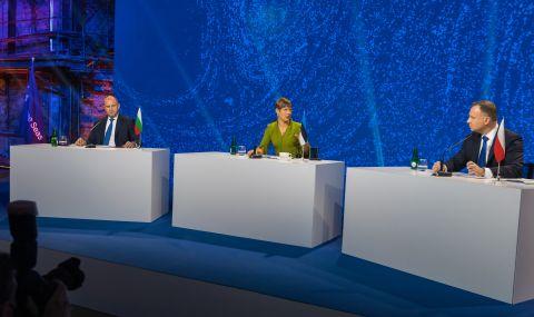 Президентът на Естония очаква среща с Путин