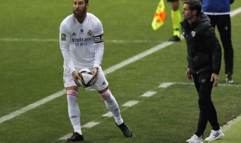 Манчестър Юнайтед не е правил контакт със Серхио Рамос - 1