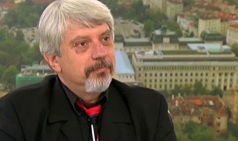Посегателство срещу автомобила на проф. Витанов  - 1