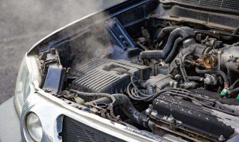 Как да охладите двигателя правилно и бързо, ако температурата се повиши рязко