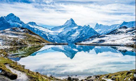 Тревожно: алпийските ледници се топят все по-бързо - 1