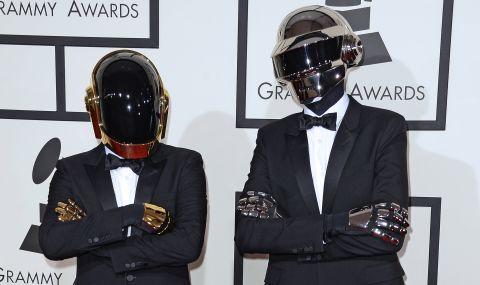 Daft Punk се разпадна (ВИДЕО)