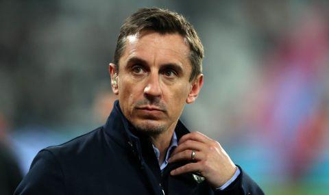 Гари Невил нареди грозни обиди в ефир заради създаването на Европейската Суперлига