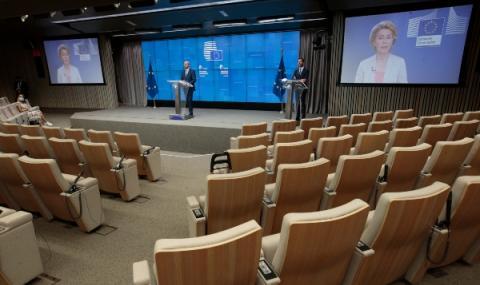 ЕС обвързва евросредствата с върховенството на закона