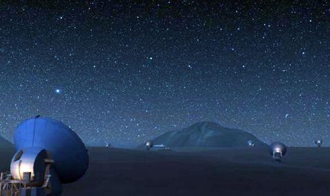 Прелетете 55 милиона светлинни години за 50 секунди (ВИДЕО)