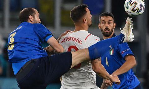 UEFA EURO 2020: Италия продължава с класическите победи