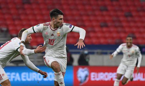 Звездата на Унгария е аут от Европейското първенство