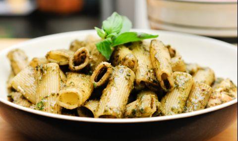 Рецепта на деня: Макарони с пилешко и специален сос